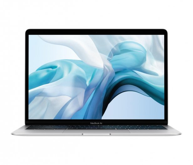 Apple MacBook Air i5/8GB/128/UHD 617/Mac OS Silver  - 506279 - zdjęcie