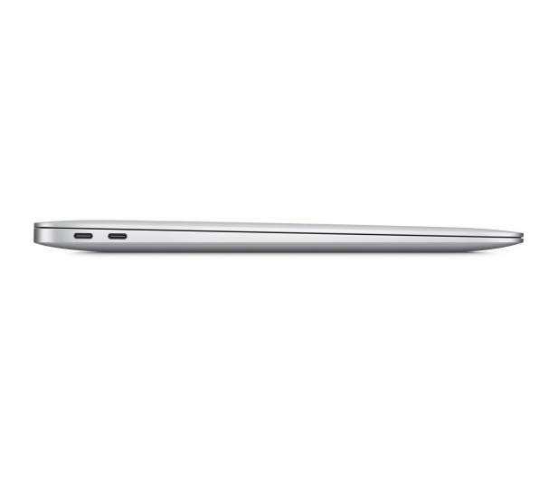 Apple MacBook Air i5/8GB/128/UHD 617/Mac OS Silver  - 506279 - zdjęcie 3