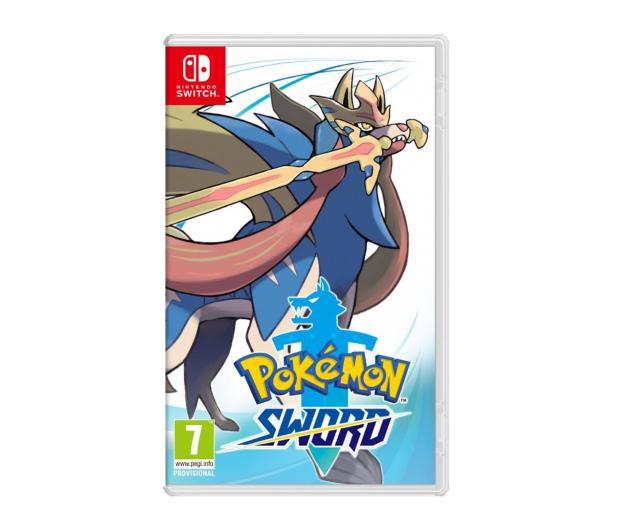 Switch Pokemon Sword - 506887 - zdjęcie