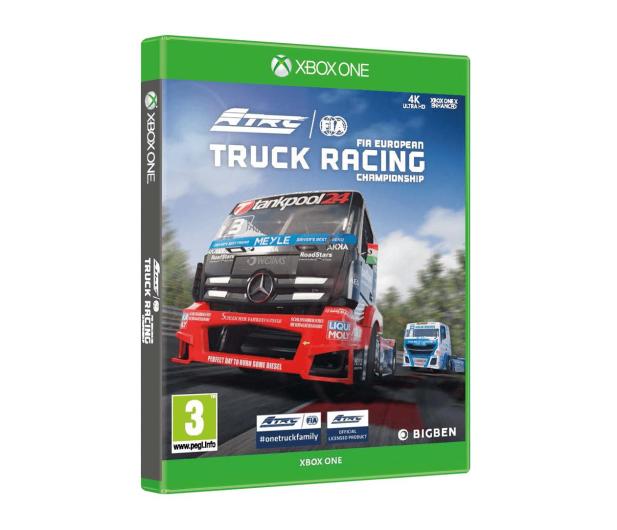 Kylotonn Entertainment FIA European Truck Racing Championship - 506912 - zdjęcie