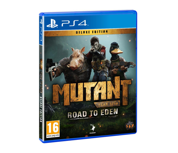 The Bearded Ladies Consulting MUTANT YEAR ZERO: ROAD TO EDEN  - 506916 - zdjęcie