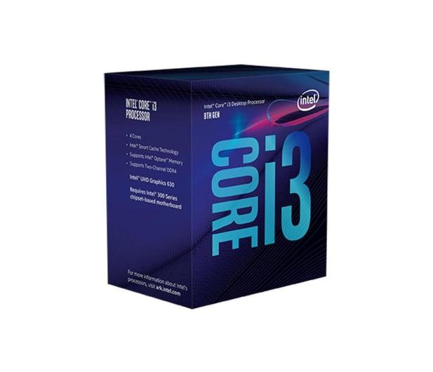 Intel i3-8100 3.60GHz 6MB BOX  - 383498 - zdjęcie