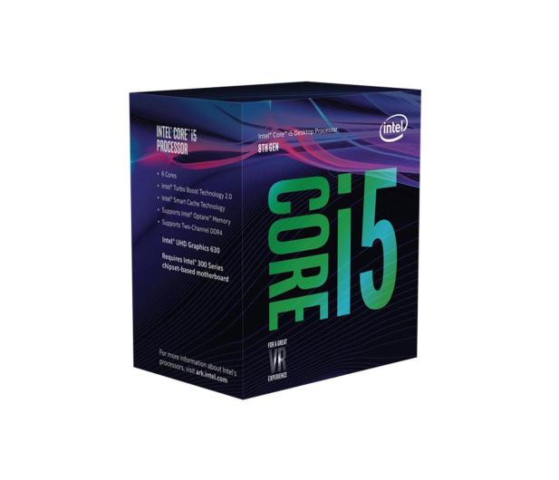 Intel i5-8600K 3.60GHz 9MB - 383504 - zdjęcie