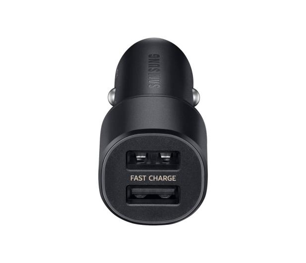 Samsung Ładowarka Samochodowa Fast Charge 2x2A 15W - 506835 - zdjęcie 2