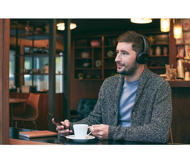 Sony WH-CH500 Czarne - 507051 - zdjęcie 5