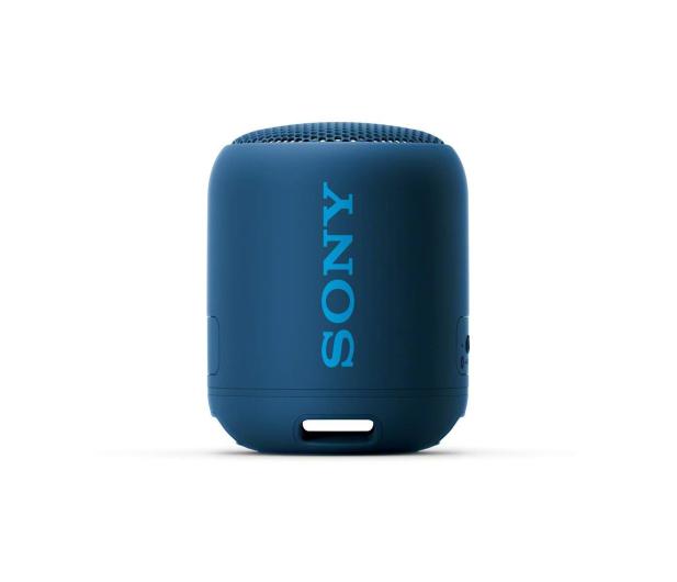 Sony SRS-XB12 Niebieski - 506784 - zdjęcie 2