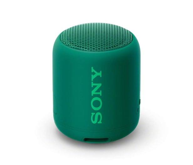Sony SRS-XB12 Zielony - 506782 - zdjęcie