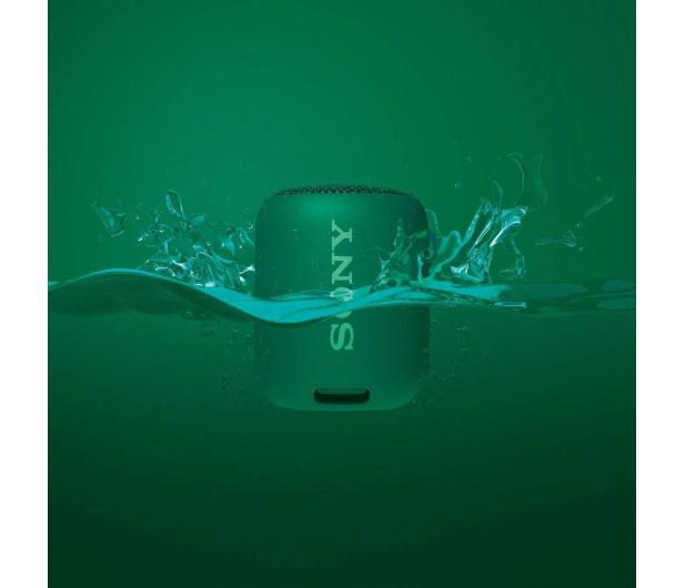 Sony SRS-XB12 Zielony - 506782 - zdjęcie 3