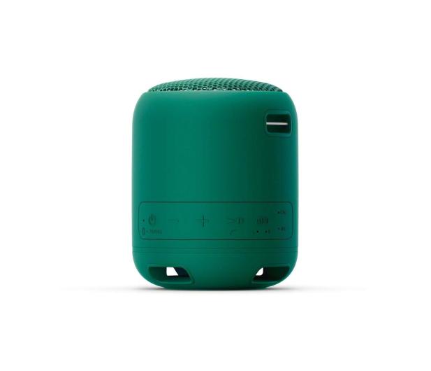 Sony SRS-XB12 Zielony - 506782 - zdjęcie 4