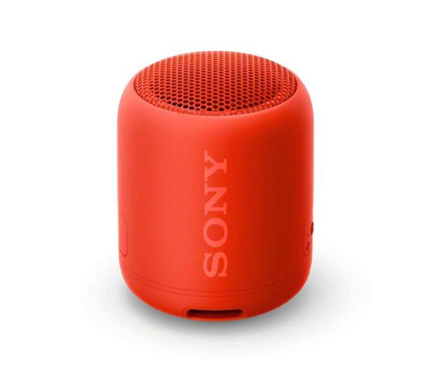 Sony SRS-XB12 Czerwony - 506785 - zdjęcie