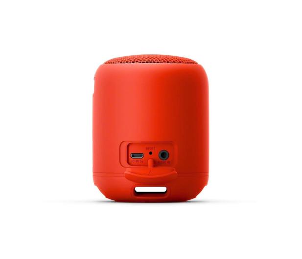 Sony SRS-XB12 Czerwony - 506785 - zdjęcie 5