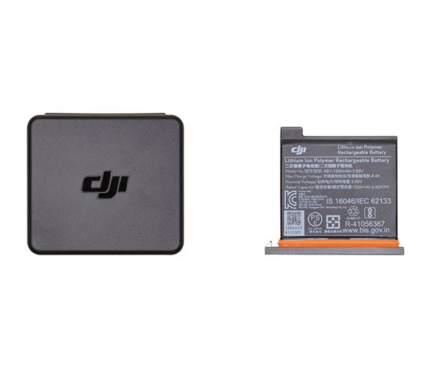 DJI Akumulator do Osmo Action 1300 mAh - 506682 - zdjęcie