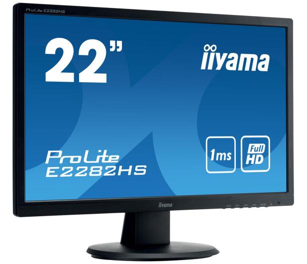 iiyama E2282HS - 506640 - zdjęcie 3
