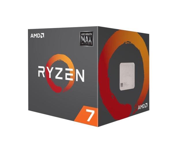 AMD Ryzen 7 2700 MAX - 461886 - zdjęcie