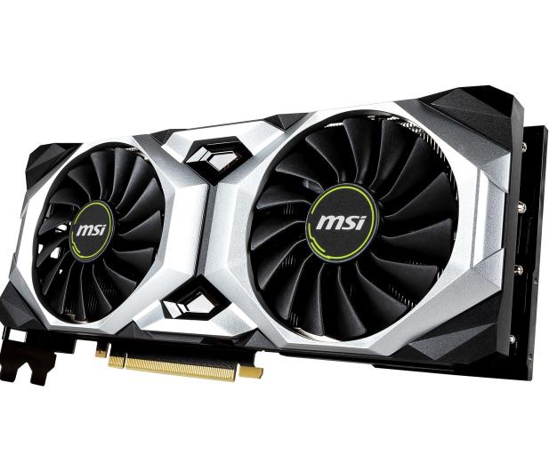 MSI Geforce RTX 2080 SUPER VENTUS OC 8GB GDDR6 - 506991 - zdjęcie 2