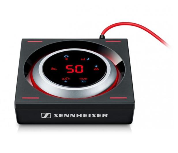 Sennheiser GSX 1200 PRO - 484727 - zdjęcie