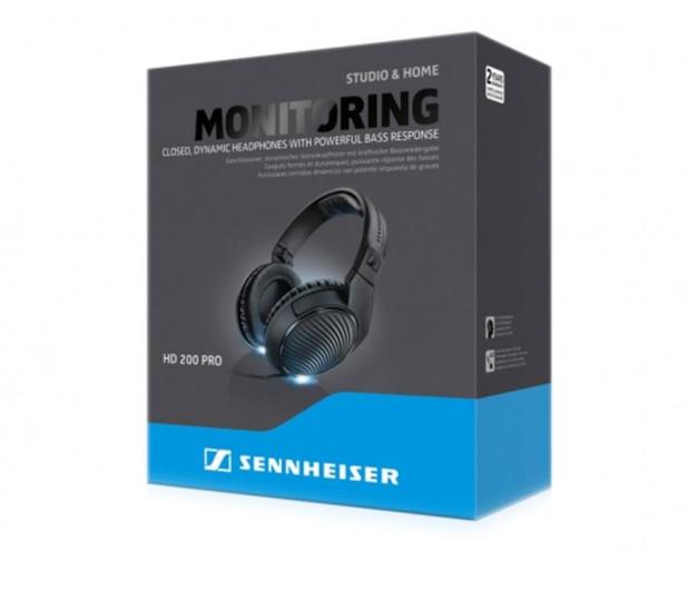 Sennheiser HD 200 PRO - 506445 - zdjęcie 4