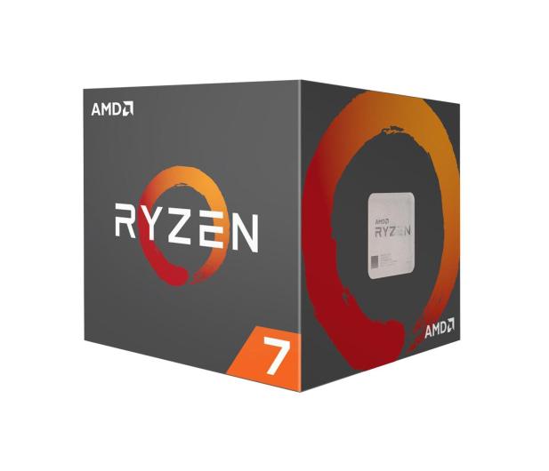 AMD Ryzen 7 2700  - 421250 - zdjęcie