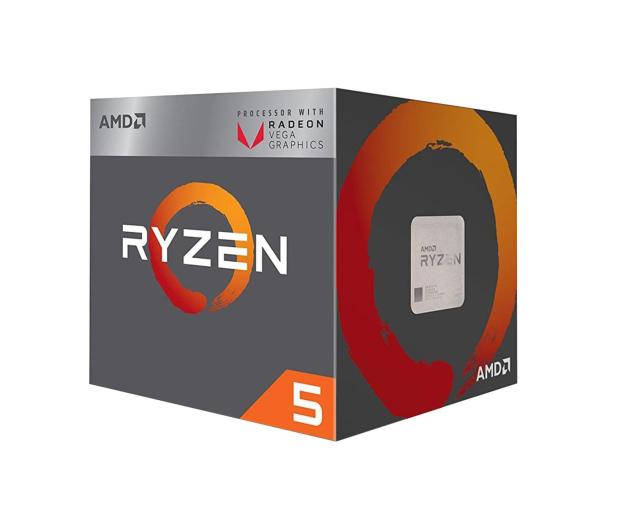 AMD Ryzen 5 2400G 3,6GHz - 407886 - zdjęcie