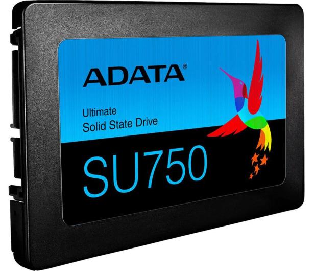 "ADATA 512GB 2,5"" SATA SSD Ultimate SU750 - 503628 - zdjęcie 3"
