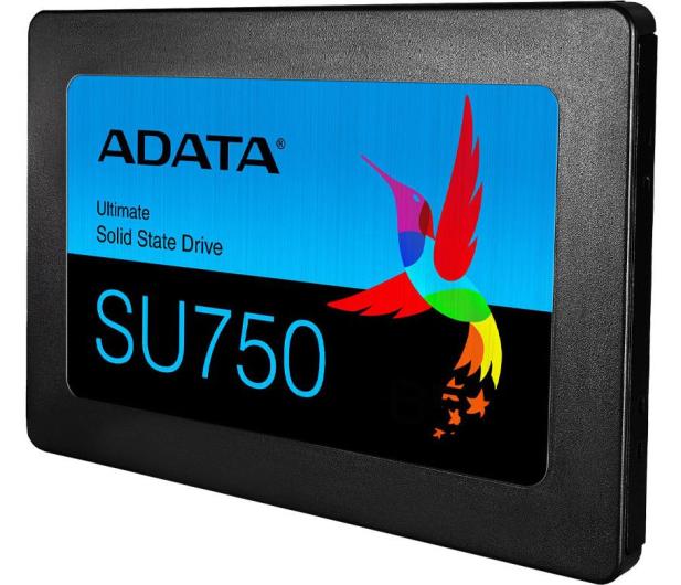 "ADATA 512GB 2,5"" SATA SSD Ultimate SU750 - 503628 - zdjęcie 2"