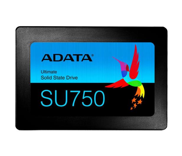 "ADATA 512GB 2,5"" SATA SSD Ultimate SU750 - 503628 - zdjęcie"