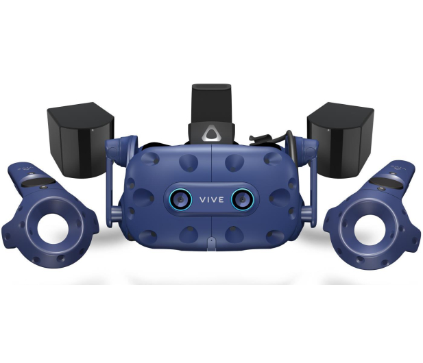 HTC HTC Vive Pro Eye + Wireless Adapter + Klips - 507322 - zdjęcie 5