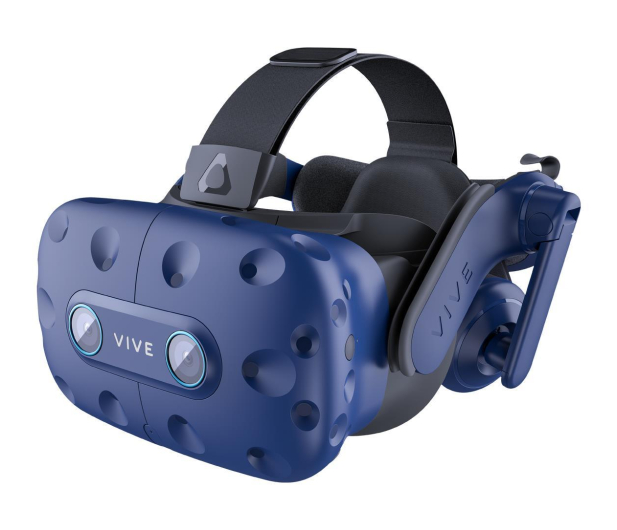 HTC HTC Vive Pro Eye + Wireless Adapter + Klips - 507322 - zdjęcie 3