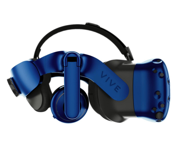 HTC HTC VIVE PRO Full Kit + Wireless Adapter + Klips - 507325 - zdjęcie 3