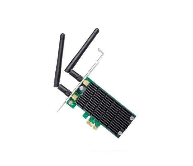 TP-Link Archer T4E (802.11b/g/n/ac 1200Mb/s) DualBand  - 506774 - zdjęcie