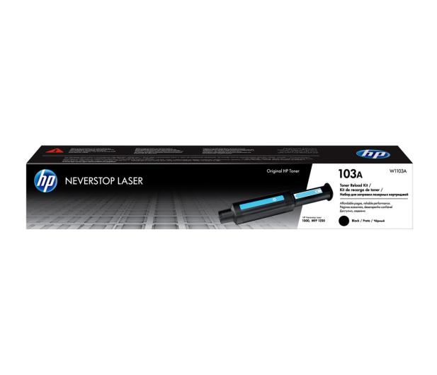 HP 103A black 2500str. - 506898 - zdjęcie