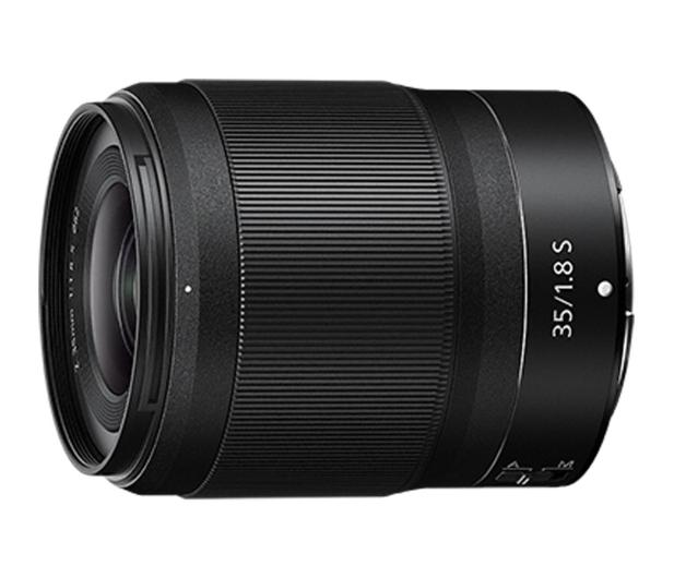 Nikon Nikkor Z 35mm f1.8 S - 507028 - zdjęcie