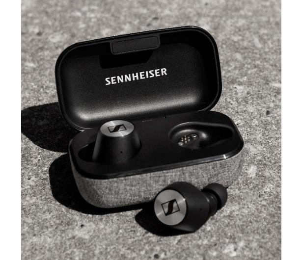 Sennheiser Momentum True Wireless czarny - 471041 - zdjęcie 5