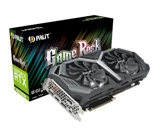 Palit GeForce RTX 2080 SUPER GameRock 8GB GDDR6 - 507756 - zdjęcie 10