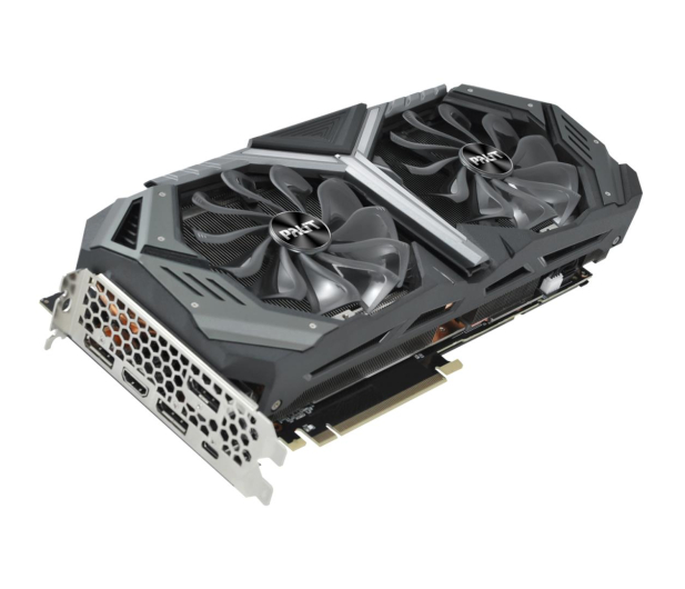 Palit GeForce RTX 2080 SUPER GameRock 8GB GDDR6 - 507756 - zdjęcie 2
