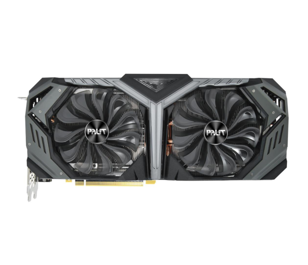 Palit GeForce RTX 2080 SUPER GameRock Premium 8GB GDDR6 - 507757 - zdjęcie 3