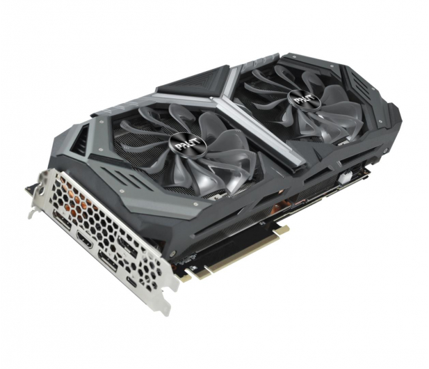 Palit GeForce RTX 2080 SUPER GameRock Premium 8GB GDDR6 - 507757 - zdjęcie 2