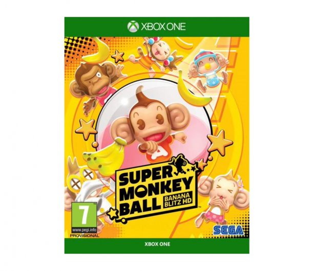 Xbox Super Monkey Ball: Banana Blitz HD - 507318 - zdjęcie
