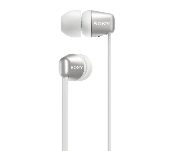 Sony WI-C310 Białe - 507520 - zdjęcie 2