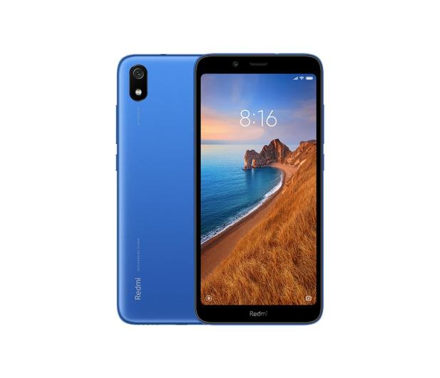 Xiaomi Redmi 7A 2019/2020 16GB Dual SIM LTE Matte Blue - 507858 - zdjęcie