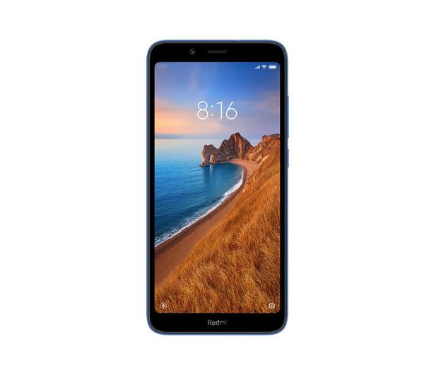 Xiaomi Redmi 7A 2019/2020 16GB Dual SIM LTE Matte Blue - 507858 - zdjęcie 2