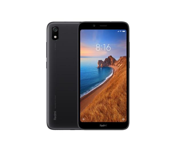 Xiaomi Redmi 7A 2019/2020 32GB Dual SIM LTE Matte Black - 507860 - zdjęcie