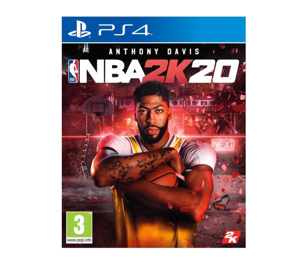 PlayStation NBA 2k20 - 504914 - zdjęcie