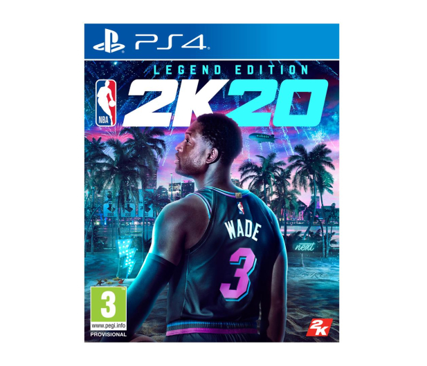 Visual Concepts NBA 2K20 Legend Edition - 504918 - zdjęcie