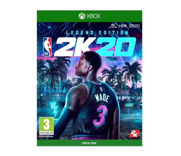 Visual Concepts NBA 2K20 Legend Edition - 504919 - zdjęcie