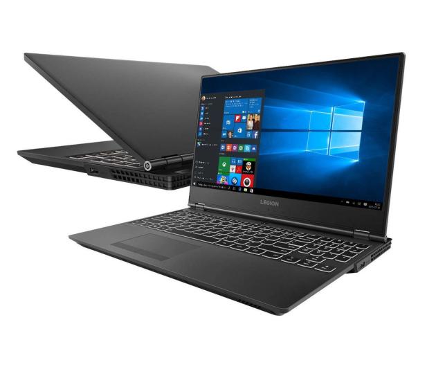 Lenovo  Legion Y540-15 i7-9750H/16GB/256/Win10X RTX2060  - 518685 - zdjęcie