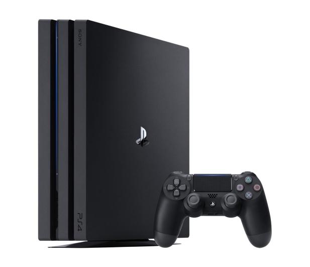 Sony PlayStation 4 PRO 1TB SSD + Fortnite DLC - 514362 - zdjęcie 2