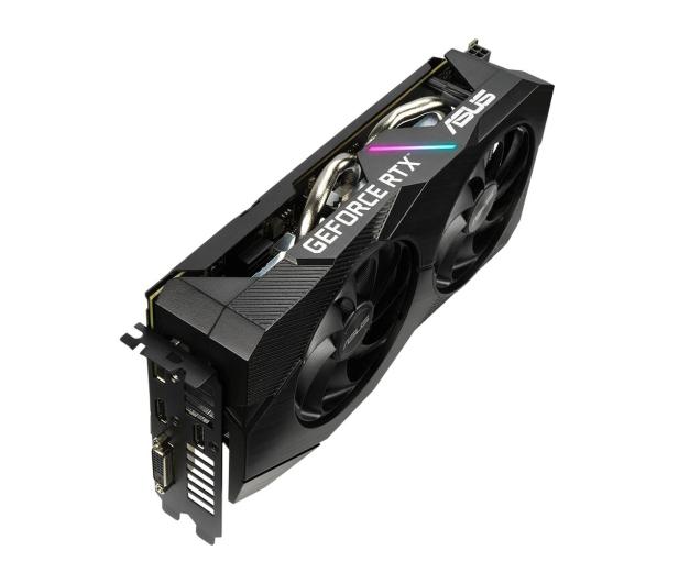 ASUS GeForce RTX 2060 DUAL EVO OC 6GB GDDR6  - 507702 - zdjęcie 4