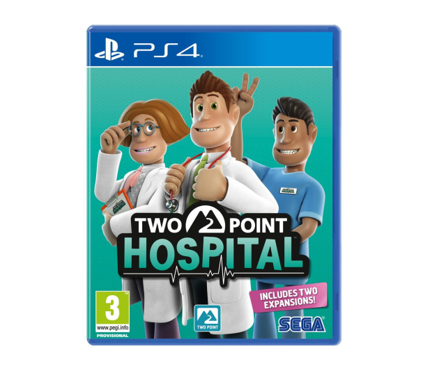 PlayStation Two Point Hospital - 507830 - zdjęcie