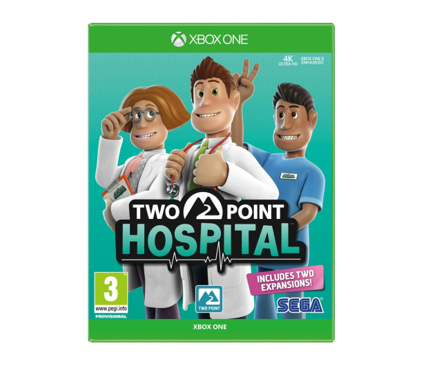 Xbox Two Point Hospital - 507831 - zdjęcie